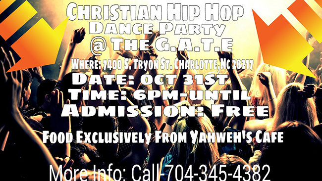 Hip Hop Dance Party