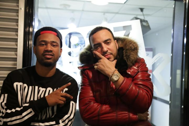 French Montana and Chewy