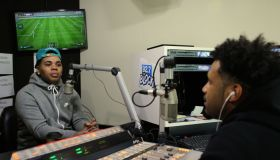 Kevin Gates At 92.7 The Block