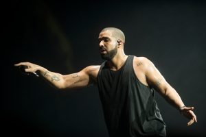 Drake Performs An The SSE Hydro In Glasgow