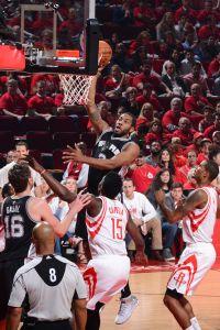 Houston Rockets v San Antonio Spurs - Game Three