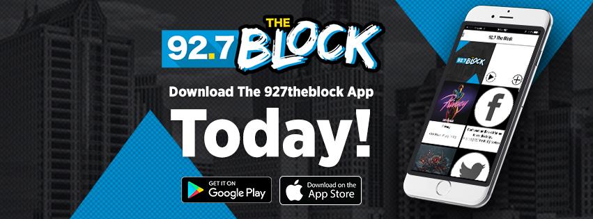 The Block App Graphics