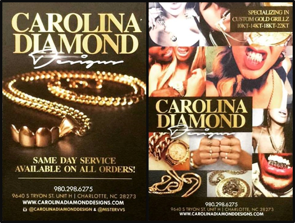 Carolina Diamond Design