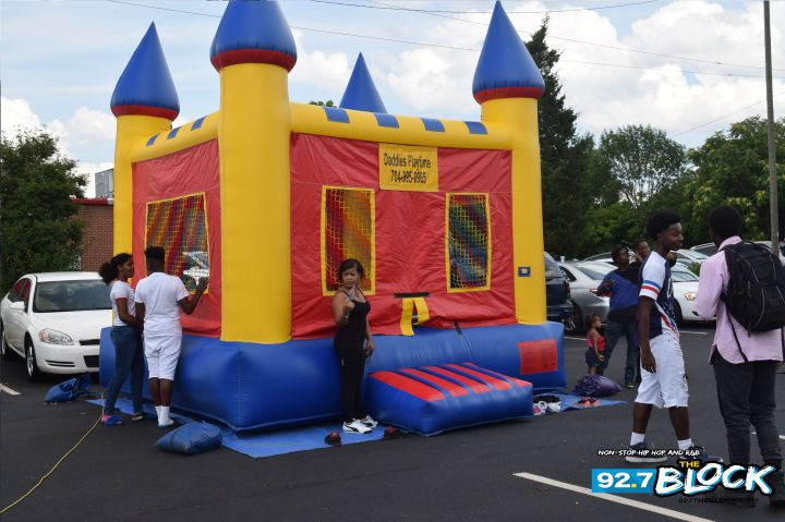 A Call For Peace Block Party