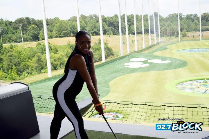 Celebrity Golf Tournament at Topgolf