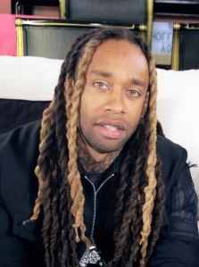 Ty Dolla $ign Visits Young Hollywood Studio