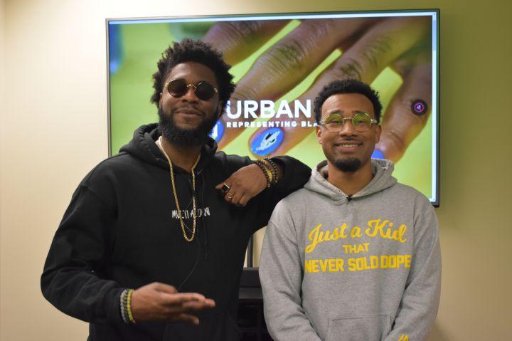 Big KRIT Visits Radio One Charlotte