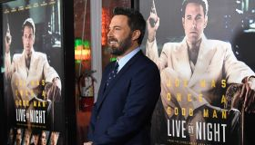 Premiere Of Warner Bros. Pictures' 'Live By Night' - Arrivals