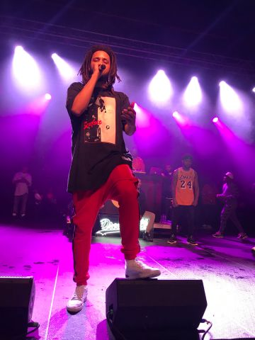 Dreamville Overtime at The Filmore