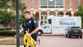 Student In Custody After Killing Two And Injuring Four In Shooting On UNC Charlotte Campus
