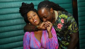 Ace Hood Proposed To Shelah Marie at Komodo Miami Birthday Party