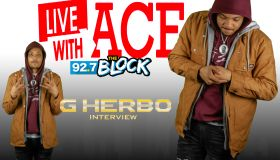 G Herbo Interview ACE