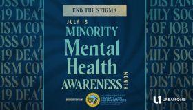 Minority Mental Health DL
