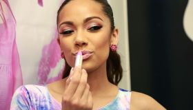 Lady J Cosmetics Presents 'Pretty N Pink' Signature Collection By Erica Mena