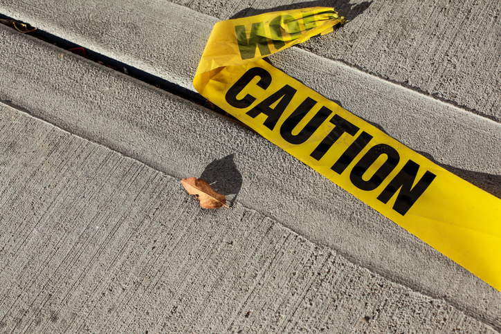 Crime Scene, Las Vegas