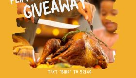 Flipping You The Bird Giveaway