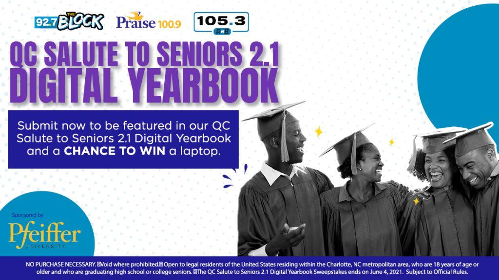 Salute To Seniors 2.1 Contest