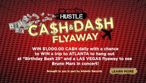 TMH Cash & Dash Flyaway Contest