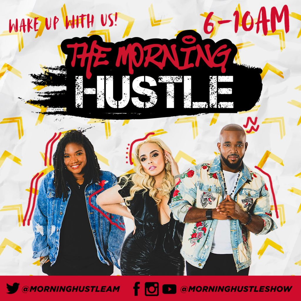 The Morning Hustle Group Photo 2021