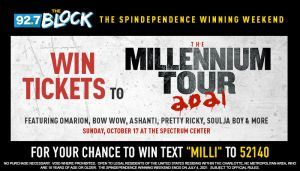 """Local: """"Spindependence"""" Winning Weekend Contest_RD Charlotte WQ"""